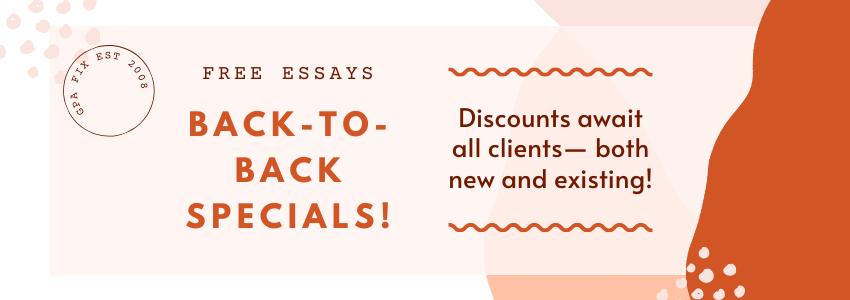 free essay writers